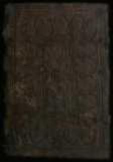 Lumen confessorum domini Andree episcopi Megarensis Hispani [de Escobar]