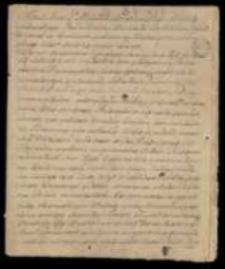 Mowy za Augusta II, w czasie bezkrólewia 1733 i za Augusta III