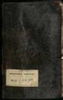 Compendium rerum et verborum.