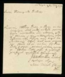 Listy do Józefa Zaremby (1772). Vol.2