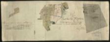 Plan von dem Lust-Garten, Weinberg und Fasanorie zu Kornik vermessen im Monath Septembr. 1801 durch Hahn [...].