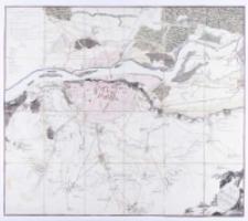 Plan der Belagerung von Warschau vom 26-ten July bis 6-ten September 1794.