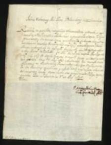 Kolekcja akt z XVII i XVIII w.