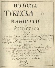 Odpisy Walentego Wolskiego.