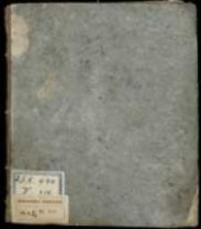 Gazety pisane 1747
