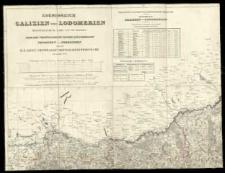 Koenigreich Galizien und Lodomerien hrsg. im Jahre 1790 von [Joseph] Liesganig. Nach den vorzüglichsten neuern Hülfsquellen vermehrt und verbessert von dem k.k. oest. Generalquartiermeisterstabe im Jahre 1824.