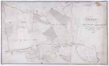 Forst Mieczewo und Czołowo zur Herrschaft Kurnik gehoerig in Kreise Schrimm belegen. Aufgenommen im Jahre 1832 und copirt 1833 durch Ziehlke.