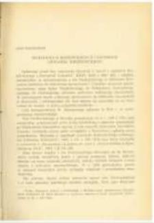 Mickiewicz w korespondencji i zapiskach Leonarda Niedźwieckiego. Pamiętnik Biblioteki Kórnickiej Z. 6.