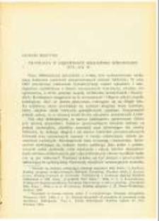 Teatralia w rękopisach Biblioteki Kórnickiej XVI-XX w. Pamiętnik Biblioteki Kórnickiej Z. 9-10.