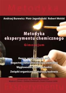 Metodyka eksperymentu chemicznego