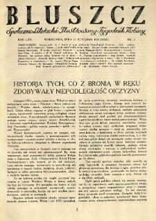 Bluszcz. Społeczno literacki ilustrowany tygodnik kobiecy 1929.01.12 R.62 nr2