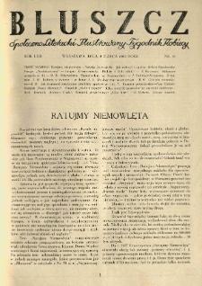 Bluszcz. Społeczno literacki ilustrowany tygodnik kobiecy 1929.03.09 R.62 nr10