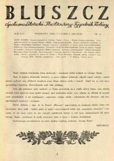 Bluszcz. Społeczno literacki ilustrowany tygodnik kobiecy 1929.06.15 R.62 nr24