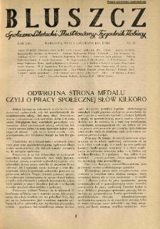 Bluszcz. Społeczno literacki ilustrowany tygodnik kobiecy 1929.11.09 R.62 nr45