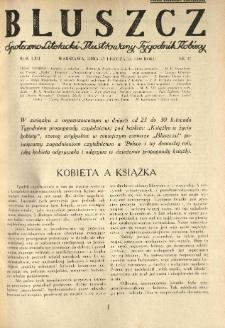 Bluszcz. Społeczno literacki ilustrowany tygodnik kobiecy 1929.11.23 R.62 nr47