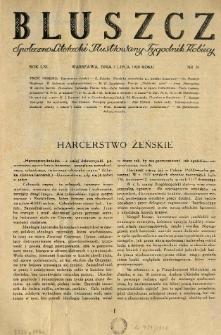 Bluszcz. Społeczno literacki ilustrowany tygodnik kobiecy 1928.07.07 R.61 nr28