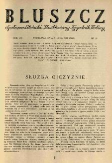 Bluszcz. Społeczno literacki ilustrowany tygodnik kobiecy 1928.07.21 R.61 nr30