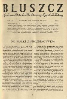 Bluszcz. Społeczno literacki ilustrowany tygodnik kobiecy 1928.08.18 R.61 nr34
