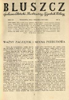 Bluszcz. Społeczno literacki ilustrowany tygodnik kobiecy 1928.09.01 R.61 nr36