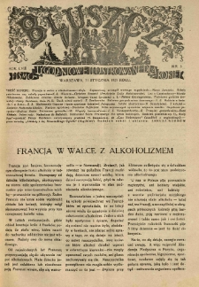 Bluszcz. Pismo tygodniowe ilustrowane dla kobiet. 1925.01.31 R.58 nr5