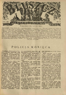 Bluszcz. Pismo tygodniowe ilustrowane dla kobiet. 1925.02.21 R.58 nr8