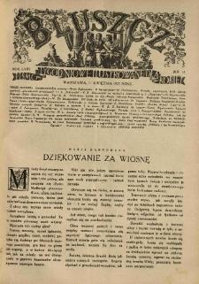 Bluszcz. Pismo tygodniowe ilustrowane dla kobiet. 1925.04.11 R.58 nr15