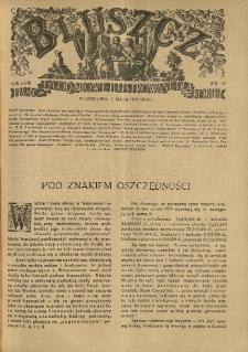 Bluszcz. Pismo tygodniowe ilustrowane dla kobiet. 1925.05.02 R.58 nr18
