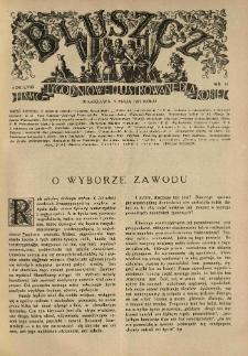 Bluszcz. Pismo tygodniowe ilustrowane dla kobiet. 1925.05.09 R.58 nr19