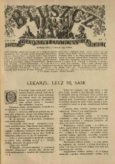 Bluszcz. Pismo tygodniowe ilustrowane dla kobiet. 1925.05.23 R.58 nr21