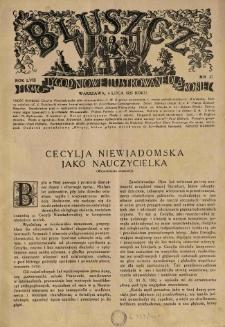 Bluszcz. Pismo tygodniowe ilustrowane dla kobiet. 1925.07.04 R.58 nr27