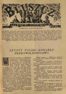 Bluszcz. Pismo tygodniowe ilustrowane dla kobiet. 1925.08.15 R.58 nr33