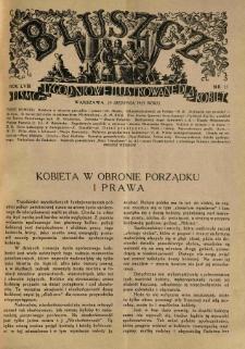 Bluszcz. Pismo tygodniowe ilustrowane dla kobiet. 1925.08.29 R.58 nr35