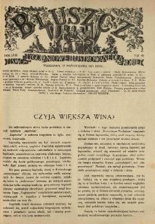 Bluszcz. Pismo tygodniowe ilustrowane dla kobiet. 1925.10.17 R.58 nr42