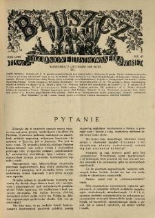 Bluszcz. Pismo tygodniowe ilustrowane dla kobiet. 1925.11.07 R.58 nr45