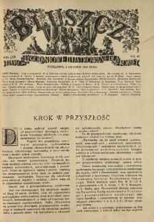 Bluszcz. Pismo tygodniowe ilustrowane dla kobiet. 1925.12.05 R.58 nr49