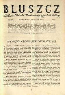 Bluszcz. Społeczno literacki ilustrowany tygodnik kobiecy 1928.03.03 R.61 nr10