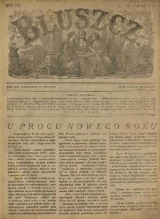 Bluszcz. Pismo tygodniowe ilustrowane dla kobiet. 1924.01.05-12 R.57 nr1-2