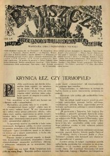 Bluszcz. Pismo tygodniowe ilustrowane dla kobiet. 1926.10.02 R.59 nr40