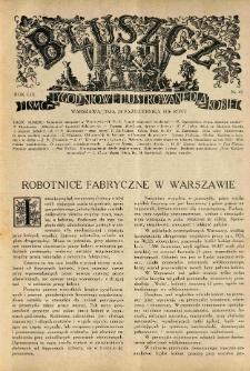 Bluszcz. Pismo tygodniowe ilustrowane dla kobiet. 1926.10.23 R.59 nr43
