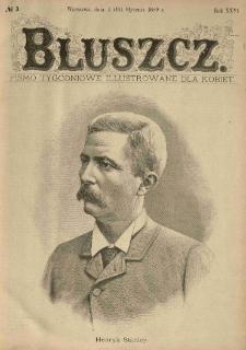Bluszcz. Pismo tygodniowe illustrowane dla kobiet. 1890.01.04 (16) R.26 nr3