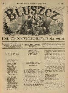 Bluszcz. Pismo tygodniowe illustrowane dla kobiet. 1890.01.25 (02.06) R.26 nr6