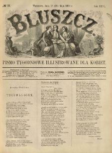 Bluszcz. Pismo tygodniowe illustrowane dla kobiet. 1890.05.17 (29) R.26 nr22