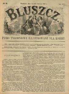 Bluszcz. Pismo tygodniowe illustrowane dla kobiet. 1890.06.14 (26) R.26 nr26