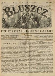 Bluszcz. Pismo tygodniowe illustrowane dla kobiet. 1891.07.25 (08.06) R.27 nr32