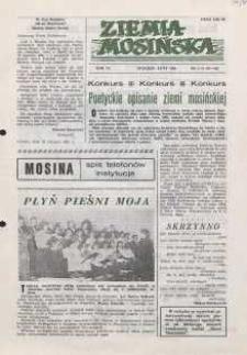 Ziemia Mosińska. 1991. Nr61/62
