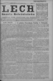 Lech. Gazeta Gnieźnieńska: codzienne pismo polityczne dla wszystkich stanów 1927.02.20 R.29 Nr41