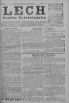 Lech. Gazeta Gnieźnieńska: codzienne pismo polityczne dla wszystkich stanów 1927.02.25 R.29 Nr45