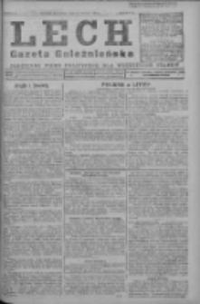 Lech. Gazeta Gnieźnieńska: codzienne pismo polityczne dla wszystkich stanów 1927.02.27 R.29 Nr47