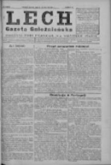 Lech. Gazeta Gnieźnieńska: codzienne pismo polityczne dla wszystkich stanów 1927.02.12 R.29 Nr34