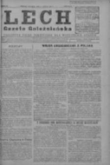 Lech. Gazeta Gnieźnieńska: codzienne pismo polityczne dla wszystkich stanów 1927.02.13 R.29 Nr35